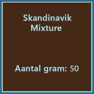 Skandinavik Mixture 50 gr
