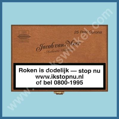 Jacob van Meer Petit Corona 25 st.