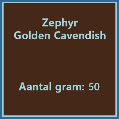 Zephyr golden cavendish 50 gr