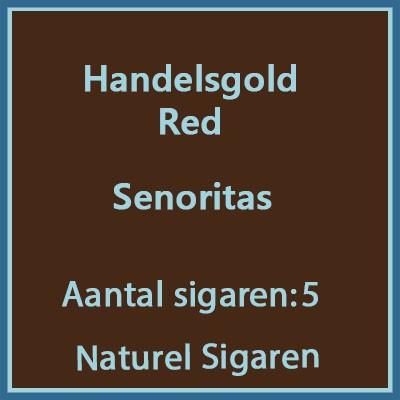 Handelsgold Red 5 st.