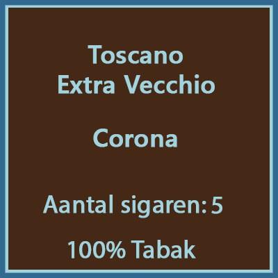 Toscano Extra Vecchio 5 st.
