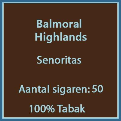 Balmoral Highlands 50 st.
