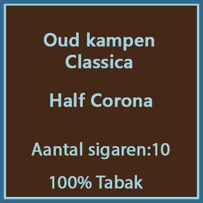 Oud kampen Classica 10 st.