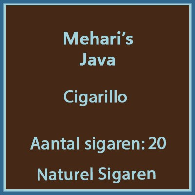 Mehari's Java 20 st.