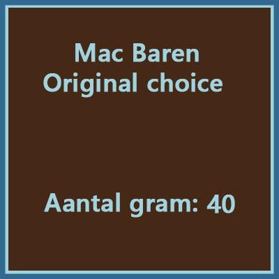 Mac baren Original choice 40 gr