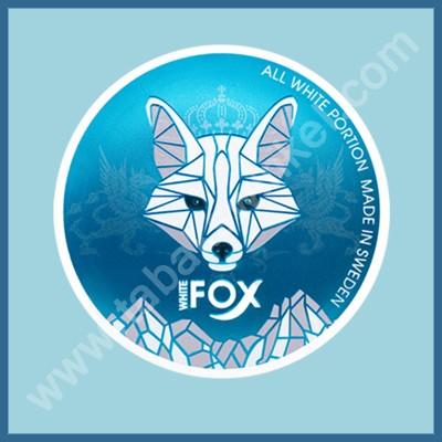 White Fox blue original slim 12 mg/g