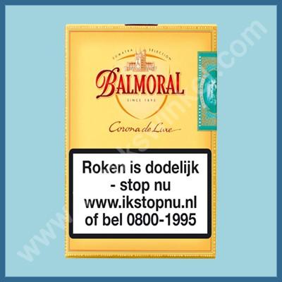 Balmoral Corona de luxe 5 st