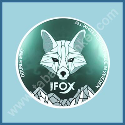 White Fox Green double mint 12 mg/g