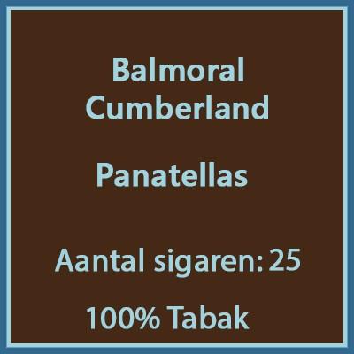 Balmoral Cumberland 25 st.