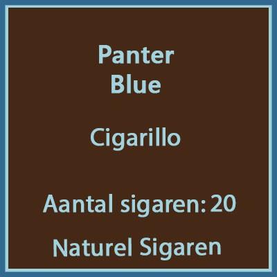 Panter Blue 20 st.