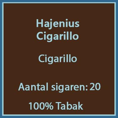 Hajenius Cigarillo 20 st.