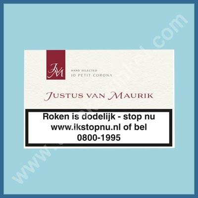 Justus van Maurik Petit corona 10 st