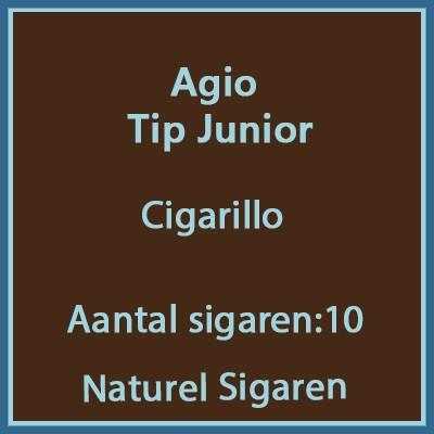 Agio Tip Junior 10 st