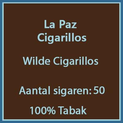 La Paz Cigarillos 50 st.