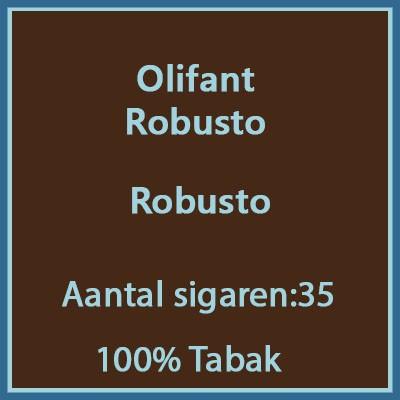 Olifant Robuste 35 st