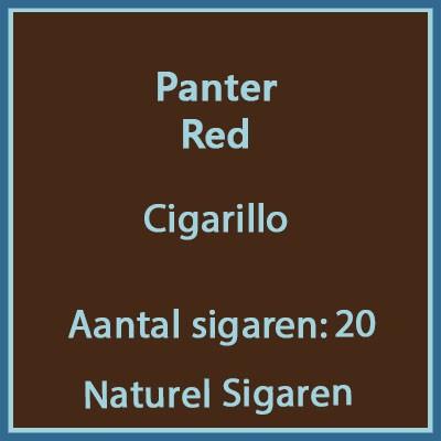 Panter red 20 st