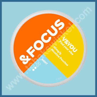 V&you &Focus Mint 10mg/g