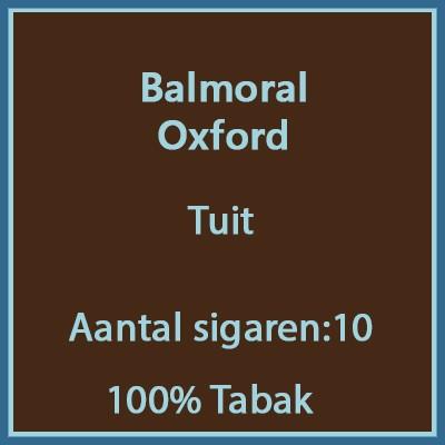 Balmoral Oxford 10 st.
