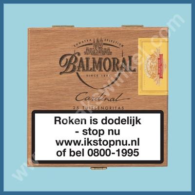 Balmoral Cardinal 25 st.
