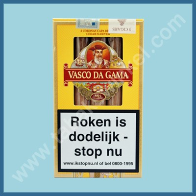 Vasco da Gama caribbean 5 st