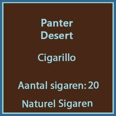 Panter Desert 20 st.