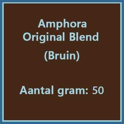 Amphora Original blend 50 gr (bruin)