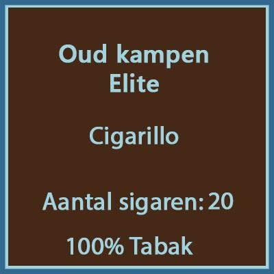 Oud kampen Elite 20 st.