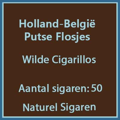 Holland-Belgie Putse flosjes 50 st.