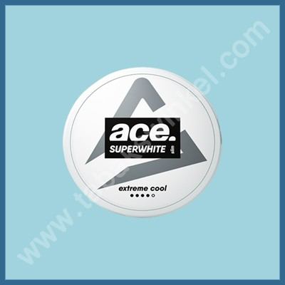 Ace Extreme cool snus 20 st