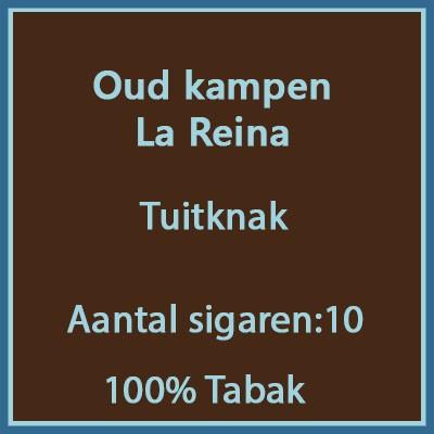 Oud kampen La Reina 10 st.