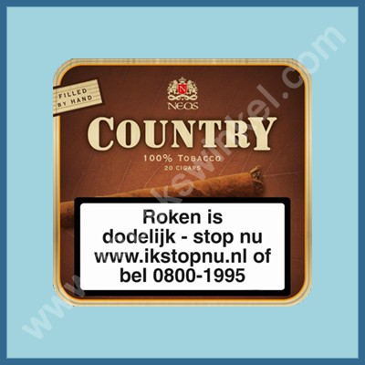Country Cigars 20 st.