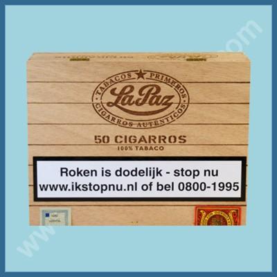 La Paz Cigarros 50 st.