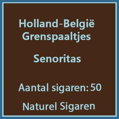 Holland- Belgie Grenspaaltjes 50 st.