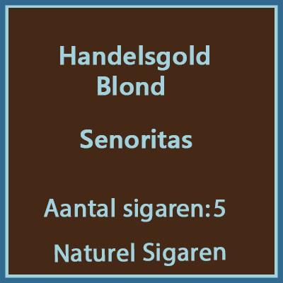 Handelsgold blond 5 st.