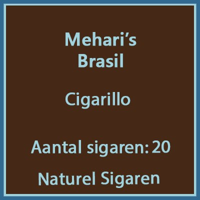Mehari's Brasil 20 st.
